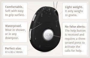 mobile medical alert systems slider 8 fall alarm