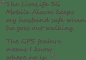 medical personal alert pendant text1