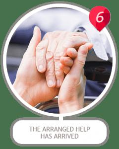 step 6 mobile medical alarm system how works