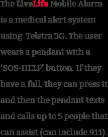 how mobile medical alarm system works 1
