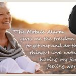 mobile medical alert system fall alarm system slider 3