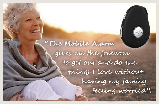 mobile medical alert system fall alarm system slider 3