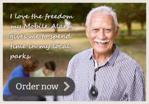seniors mobile medical personal alarm alert system fall