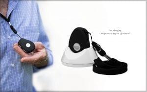gps tracker elderly emergency alarm