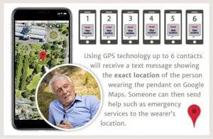smart talk live life medical alert system elderly seniors canada