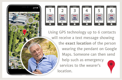 smart talk live life medical alert system elderly seniors canada