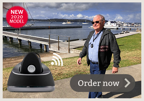 life alert personal 4g medical alarm system on the go