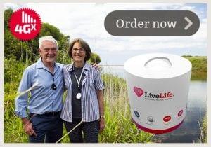 lifeline mobile medical alert personal pendant 4g