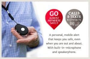 live life alarms emergency personal alert pendant 4g