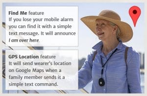 4G live life personal alarm system canada