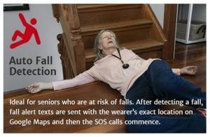 fall detection pendant seniors canada